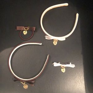 Juicy couture hair accessories authentic